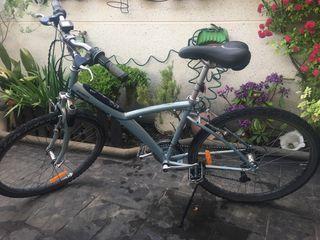Bicicleta Btwin Decatlhon