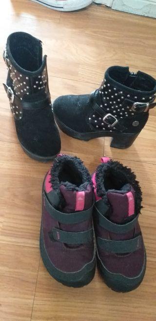zapatos niña 28/30