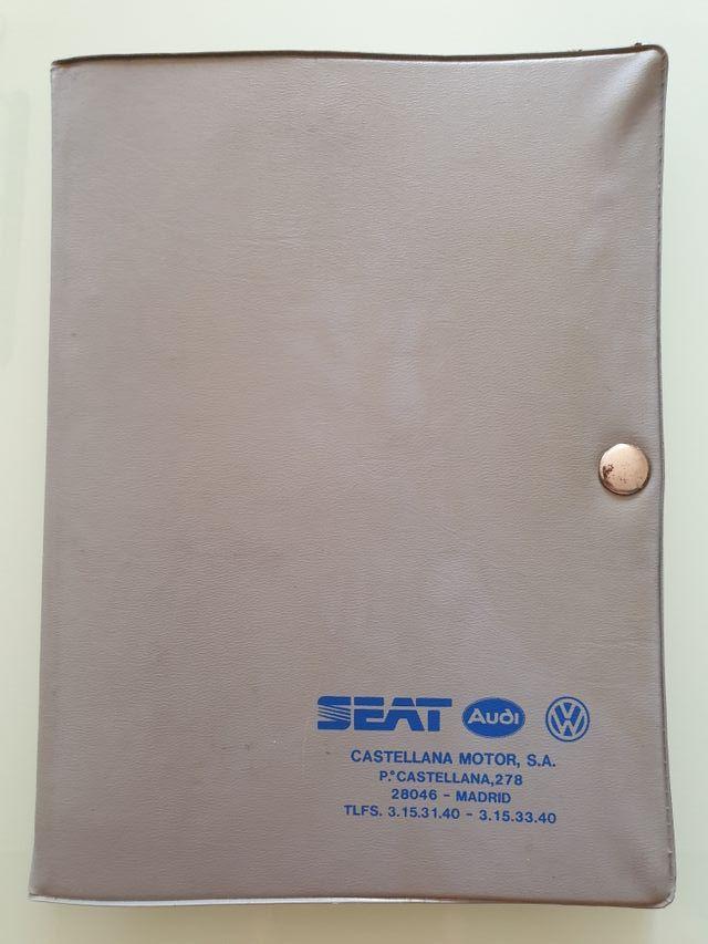 Carpeta Seat