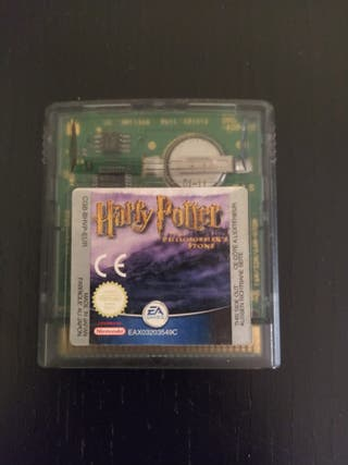 Harry Potter Gameboy color