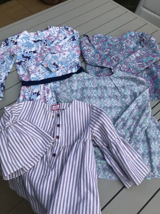 Set de ropa niña 6-7 años Neck&Neck