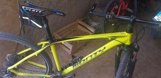 bici de montaña rueda 29