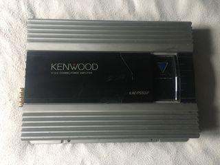 Kenwood KAC-PS501F