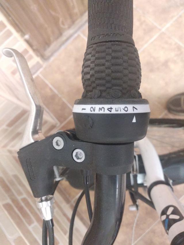 Bicicleta montaña Rockrider 300, para niña-mujer
