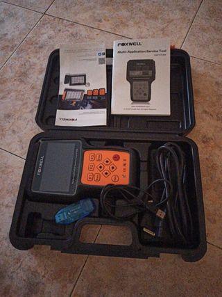 FOXWELL NT650 Herramienta de Servicio profesional