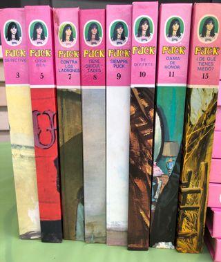 Pack de libros juveniles Puck