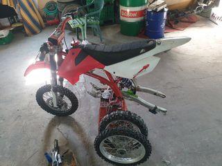 Pit bike Apollo rfz