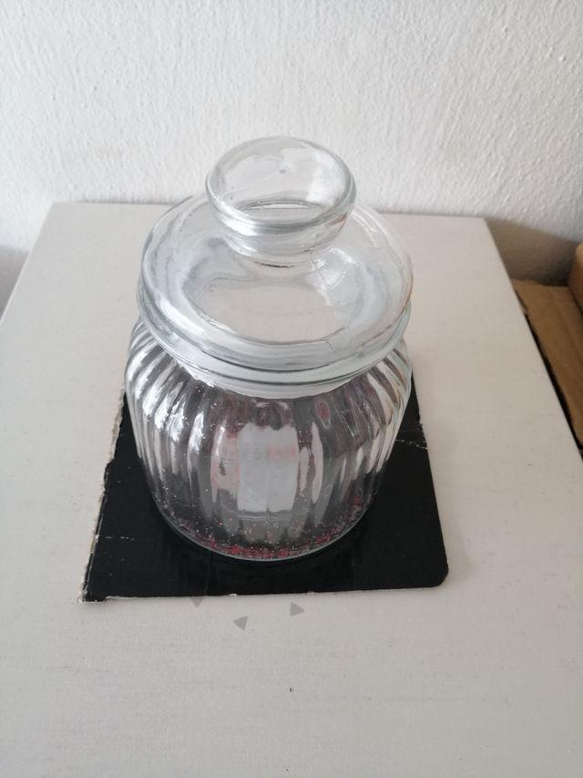 tarros cristal hermeticos y mas