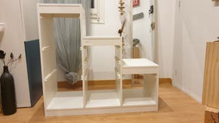 Mueble almacenaje Ikea