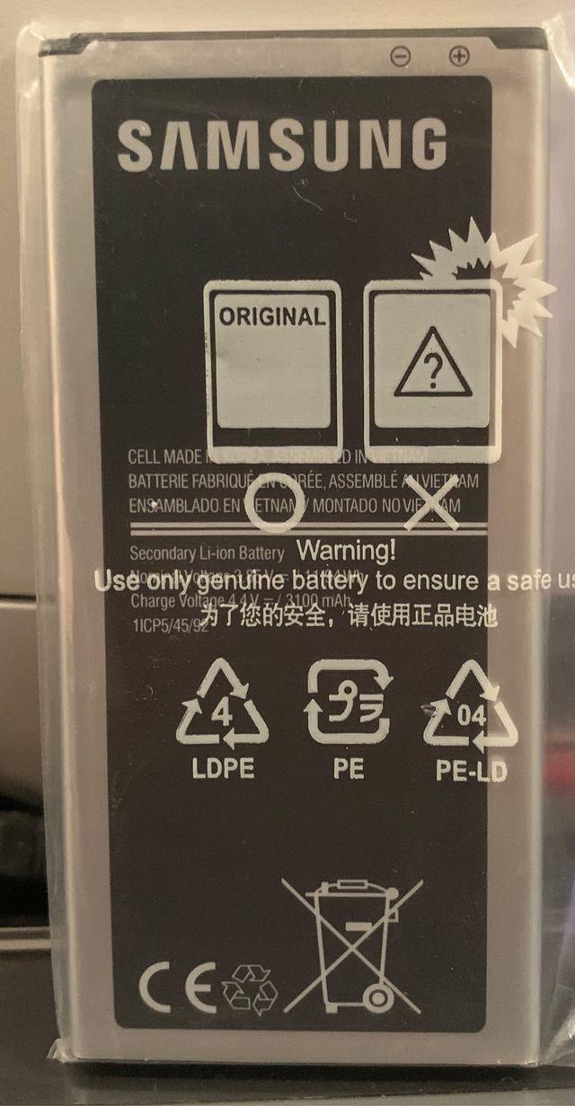 Batería original Samsung