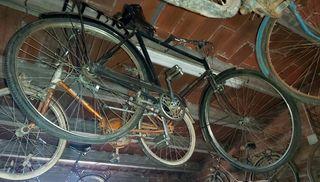 bicicleta antigua inglesa