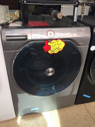 Lavadora y secadora 10kg A+++ nueva a estrenar