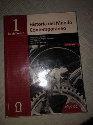 Libro de historia 1 bachillerato