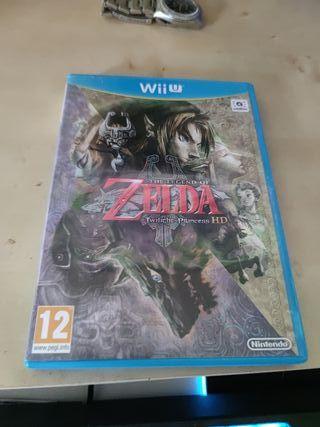 Zelda TP Wii U