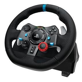 Volante Logitech G29 Driving Force para PS4 y PC