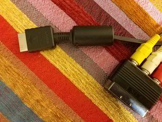 Cable Original Euroconector Ps2