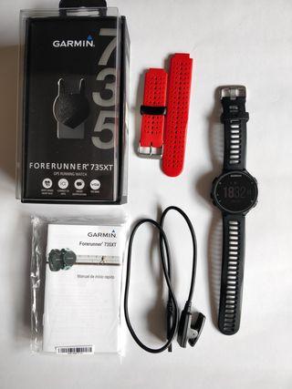 Garmin 735XT Forerunner Reloj multisport con GPS