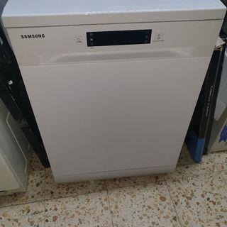 oferta lavavajilla Samsung semi nueva 180€ garantí