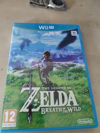 Zelda BoTW Wii U