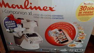 robot cocina moulinex XL i companion