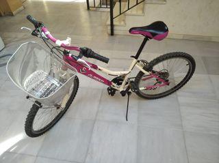 bicleta de niña