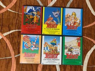 Colección Asterix Completa