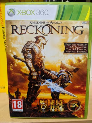 Kingdoms of Amalur RECKONING - Xbox 360