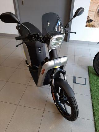 Moto eléctrica Askoll Es3 Evo