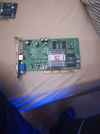 Radeon 9200 128M