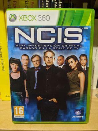 NCIS Xbox 360