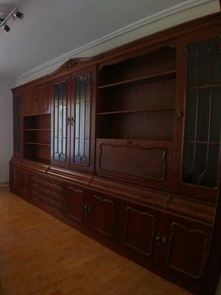 Mueble salón clásico macizo