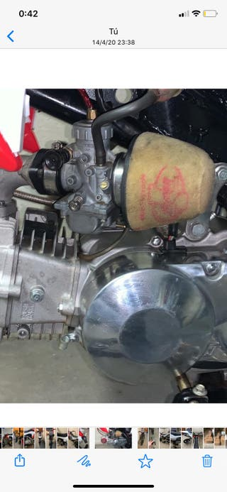 Carburador mikuni pit bikes