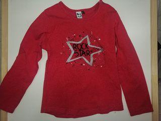 Camiseta bebe niña T. 12/18