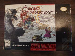 Chrono Trigger para snes