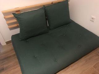 Sofá/cama-futón Shin Shano