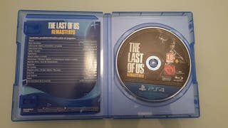 Juego ps4 playstation 4 The Last of us