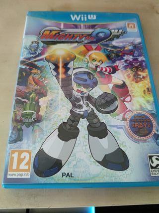 Mighty n°9 Wii U