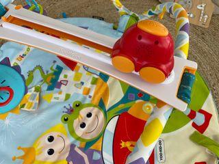Alfombra actividades bebé Gymotion de Yookidoo