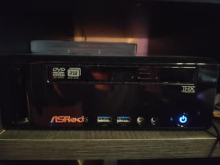 Mini Pc Asrock 231d I3 500gb 4gb ram