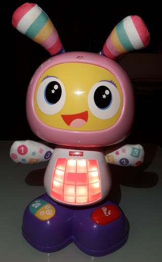 Juguete robot Robotita.