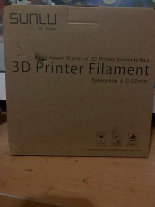 Hilo para impresoras 3d