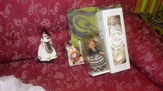 lote de muñecas antiguas porcelana