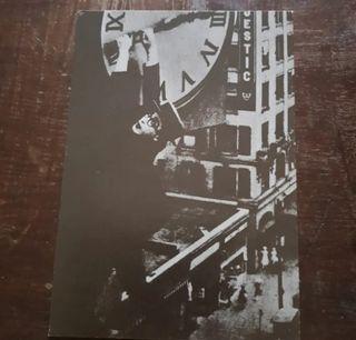 Postal de HAROLD LLOYD