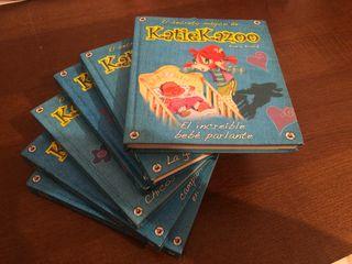 Colección de libros KatieKazoo