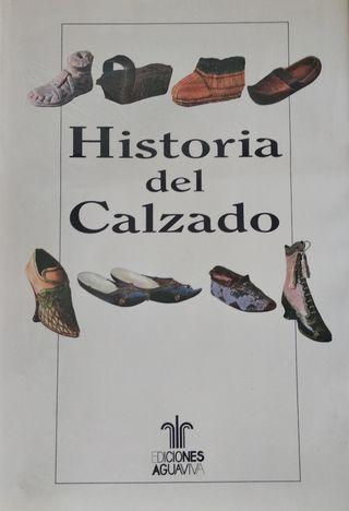 Libro historia del calzado