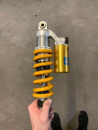 amortiguador ohlins para pit bike