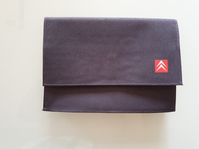 Bolsa porta documentos Citroën