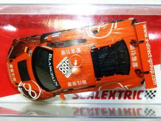 "Scalextric Audi R8 LMS GT3 ""Motorsport""."