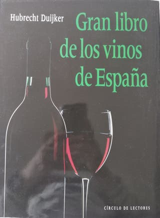 Gran libro los vinos de España