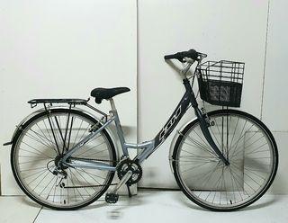 """Bicicleta paseo BH 28"""" Aluminio"""